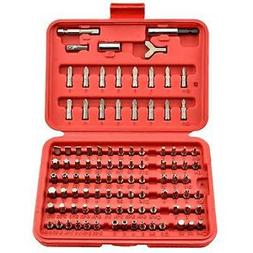 Screwdriver Tips Set Torx Allen Hex Key Tips, Security Tips