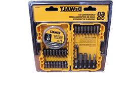 DeWalt 60 Pc Screwdriving Set With Case Yellow & Black