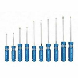 Channellock SD-10A 10Pc Screwdriver Set,