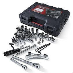 Craftsman Tool Set. This Mechanics Sockets Kit Includes A Va