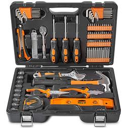 VonHaus 100 Piece Home Repair Tool Set - General Household H