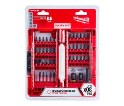 Milwaukee Shockwave Impact Duty Driver Bit Set