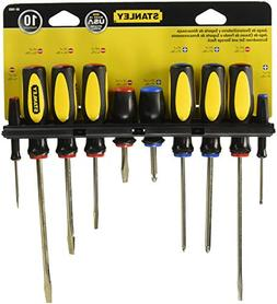 Stanley Tools® Standard Fluted Screwdriv