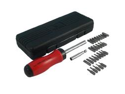 """Sunex 29 Piece 1/4"""" Drive Tool Kit with Ratcheting Gearless"""