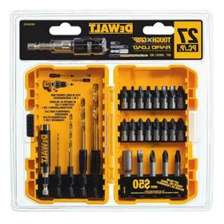 tough grip 27 piece screwdriver bit set