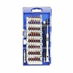 US 60 in 1 Magnetic Precision Screwdriver Set Fit Computer P