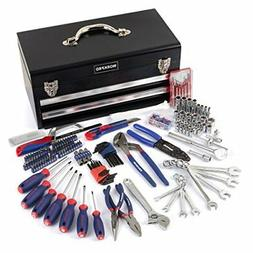 WORKPRO 229-Piece Tool Set - General Household Tool Kit with