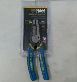 KLEIN TOOLS Wire Stripper, Cable Cutter Hand Tool, Pliers, H