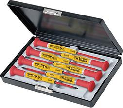 Wittron Insulated Precision 7 Piece Screwdriver Set
